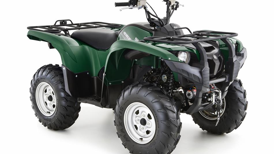 Grizzly-700-Green